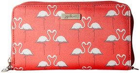 Ju-Ju-Be - Coastal Be Spendy Zip Around Clutch Wallet Wallet Handbags