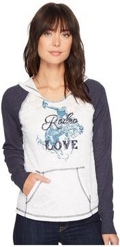 Ariat Rodeo Love Hoodie Women's Sweatshirt
