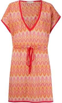 BRIGITTE knit beach dress