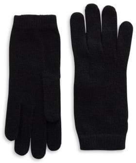 Portolano Luxe Knit Cashmere Blend Gloves