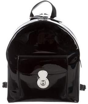 Ralph Lauren Leather Ricky Backpack