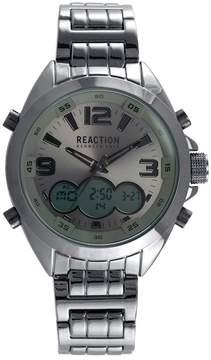 Kenneth Cole Reaction Men's Analog Quartz & Digital Bracelet Watch