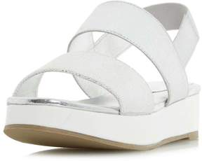 Head Over Heels *Head Over Heels by Dune 'Keddi' Flat Sandals