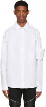 Hood by Air White Cult Shirt