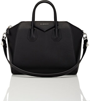 Givenchy Women's Antigona Medium Duffel-BLACK