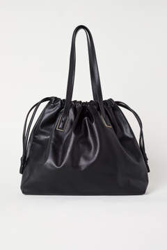 H&M Shopper with Zips - Black