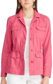 Chaps Women's Cotton Jacket