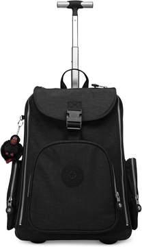 Kipling Alcatraz Ii Rolling Backpack - BLACK - STYLE