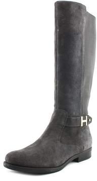 Tommy Hilfiger Suprem Women US 7.5 Gray Knee High Boot