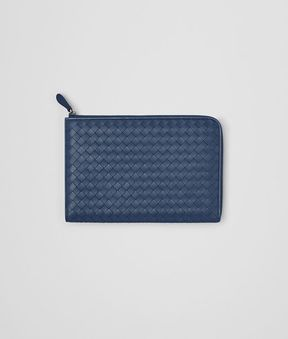 Bottega Veneta Pacific Intrecciato Nappa Document Case