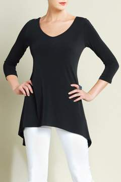 Clara Sunwoo Point Hem Tunic