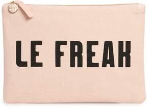 Clare Vivier Le Freak Flat Clutch