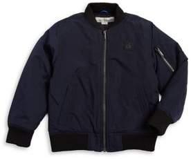 Calvin Klein Jeans Little Boy's Classic Zip-Front Jacket