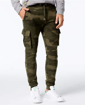American Rag Men's Camo Cargo Jogger Pants, Created for Macy's