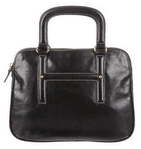 Barneys New York Barney's New York Leather Handle Bag