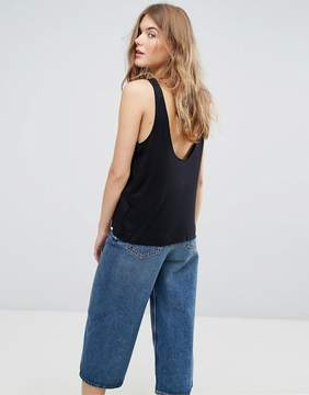 Dr. Denim Zora Scoop Back Tank