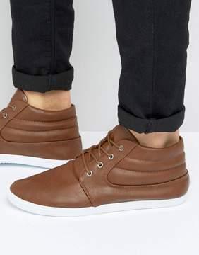 Asos Chukka Boots In Tan