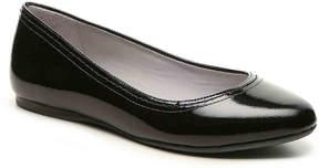 Johnston & Murphy Whitney Ballet Flat -Black Patent Leather - Women's