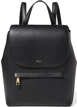 Ralph Lauren Lauren Leather Ellen Backpack