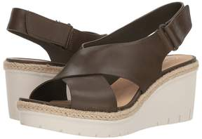 Clarks Palm Glow Women's Wedge Shoes