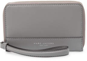Marc Jacobs Women's Saffiano Phone Wristlet Long Wallet