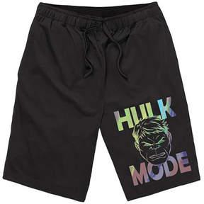 Marvel Spring 2018 Hulk Knit Pajama Shorts