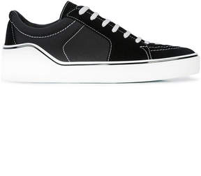 Givenchy panelled sneakers
