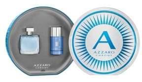 Azzaro Chrome Iconic Holiday Gift Set