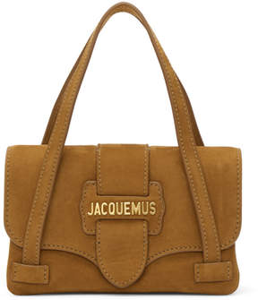 Jacquemus Brown Le Minho Bag