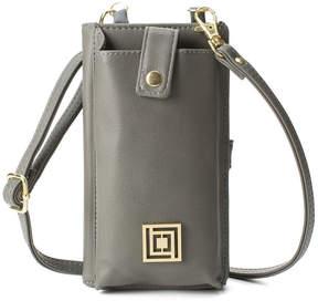 Liz Claiborne Charging Phone Crossbody Bag