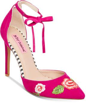 Betsey Johnson Abbie Pumps Women's Shoes