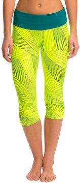 Brooks Women's Greenlight Reversible Printed Capri SE 8128585