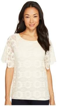 Lilla P Short Sleeve Raglan Women's Clothing