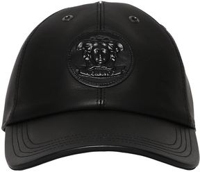 3d Medusa Leather Baseball Hat