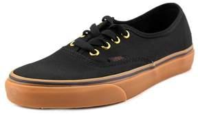 Vans Authentic Women US 6.5 Black Sneakers