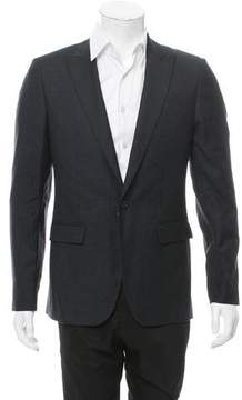 Calvin Klein Collection Wool One-Button Blazer w/ Tags