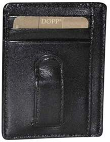 Dopp Men's Regiment Front Pocket Money Clip.