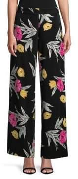 Isaac Mizrahi IMNYC Wide-Leg Trousers