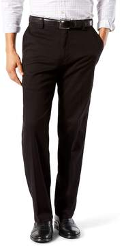 Dockers Stretch Easy Khaki D3 Classic-Fit Flat-Front Pants