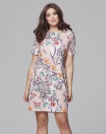 Alice & You Floral Shift Dress