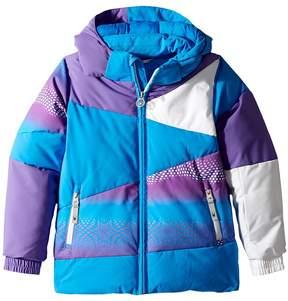 Spyder Bitsy Duffy Puff Jacket Girl's Jacket