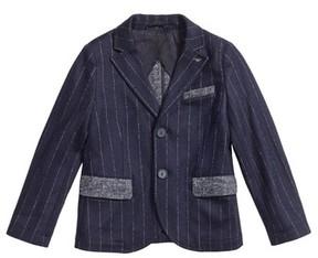 Armani Junior Boy's Pinstripe Blazer