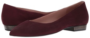 Jil Sander Navy JN29011 Women's Flat Shoes