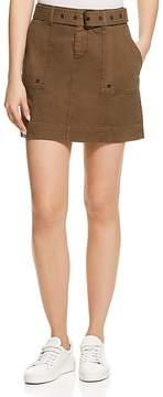 DL1961 Parker Belted Cargo Skirt