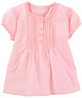 Osh Kosh Toddler Girl Poplin Top