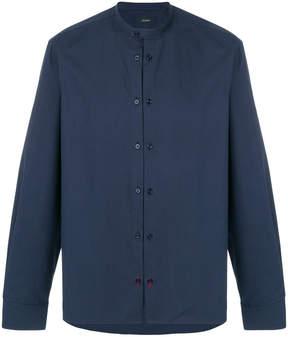Joseph double button placket shirt
