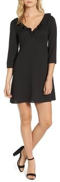 Cooper & Ella Women's Signe Ruffle A-Line Dress
