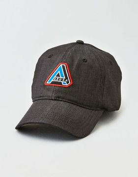 American Eagle Outfitters AE Logo Fitted Hat