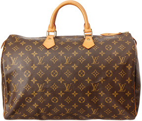 Louis Vuitton Monogram Canvas Speedy 40 - ONE COLOR - STYLE