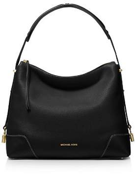 MICHAEL Michael Kors Crosby Large Leather Shoulder Bag